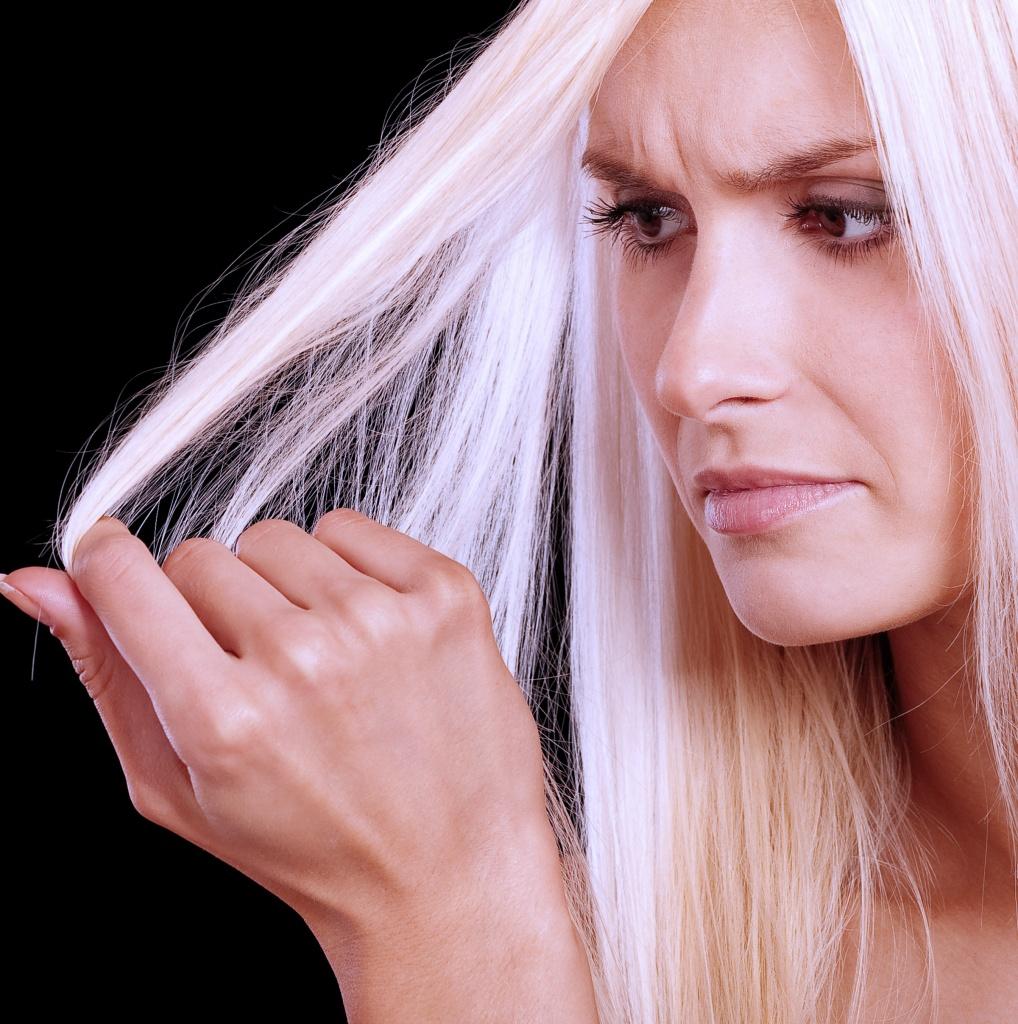 Причины истончения волос