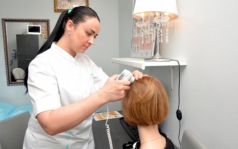 лечение при выпадения волос у женщин